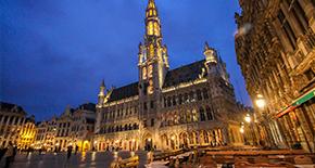 Cours de photo de nuit à Bruxelles