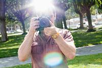 Photo prise lors d'un précédent cours de photo.