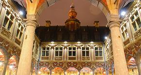 Cours de photo de nuit à Lille