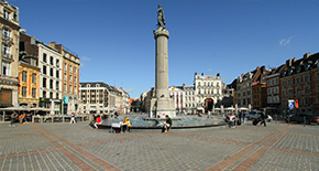Cours de composition de l'image en photographie à Lille