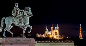 Cours de photo de nuit à Lyon