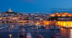 Cours de photo de nuit à Marseille