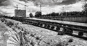 Cours de photographie en noir et blanc à Nantes.