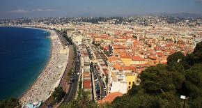 Cours de composition de l'image en photographie à Nice