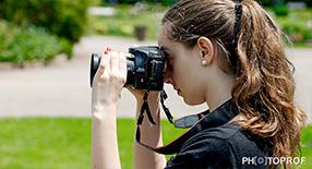Stage de photographie pour adolescents à Paris.
