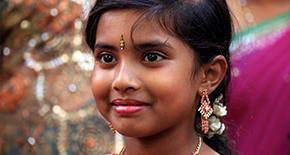 Cours de photographie à la Fête indienne de Ganesh à Paris.
