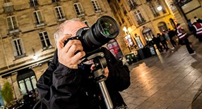 Cours de photo de nuit à Paris