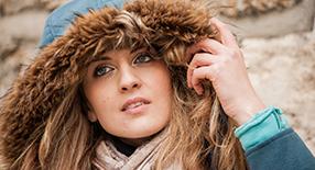 Cours de photo de portraits avec modèle professionnelle.