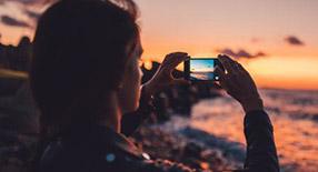 Cours de photographie sur smartphone à Paris