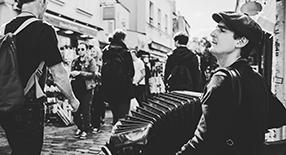 Cours de photographie de rue (Street Photography) à Nantes.