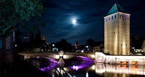 Cours de photo de nuit à Strasbourg