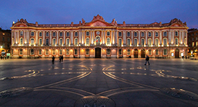 Cours de photo de nuit à Toulouse